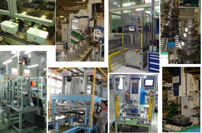 定心装置行业生产力